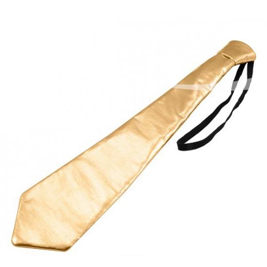 Gouden stropdas voor heren