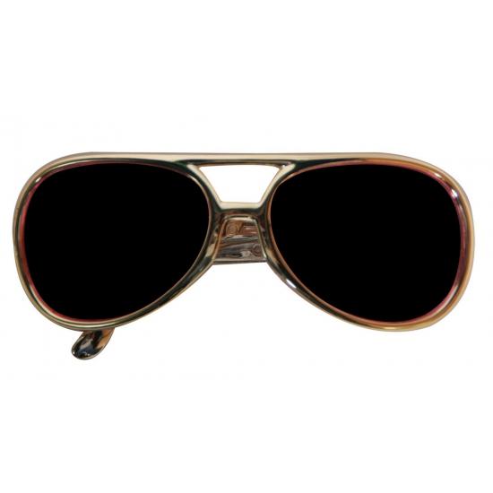 Grote Elvis brillen
