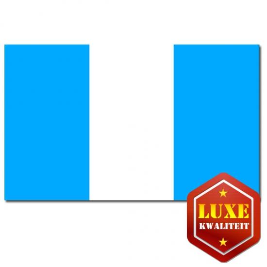 Guatemalteekse vlag goed kwaliteit