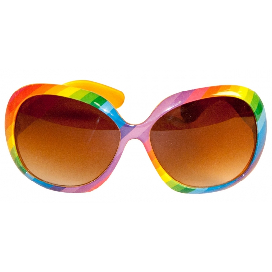 Summer zonnebril gekleurd