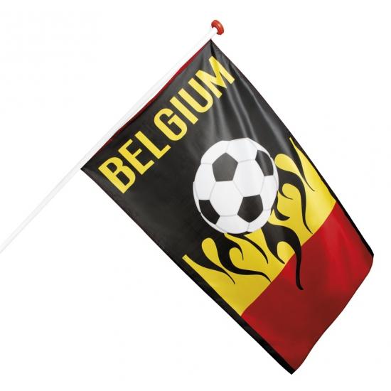 Supporter vlag Belgie