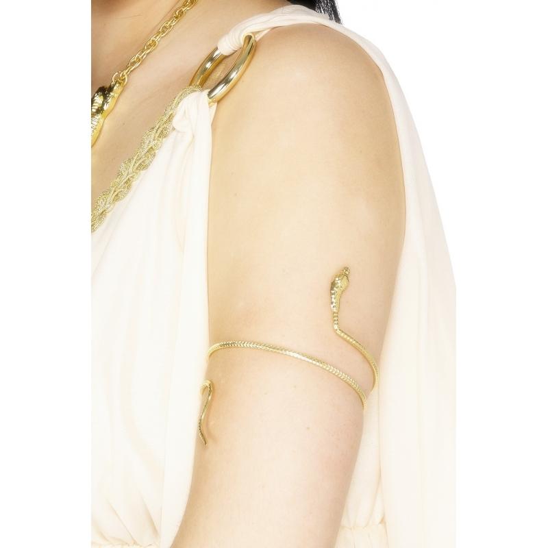 1001 Nacht slangen bovenarmband