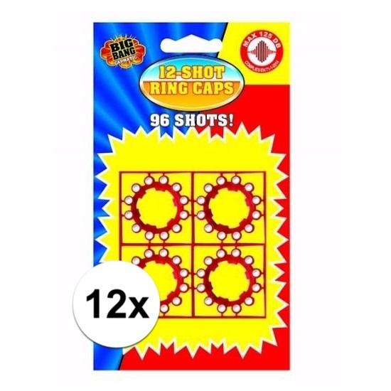 12-schots speelgoed plaffertjes 12 stuks