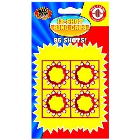 12-schots speelgoed plaffertjes