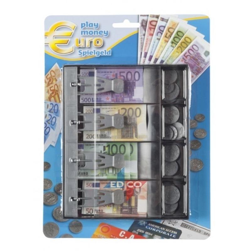 24 delige speelgeld set voor kinderen