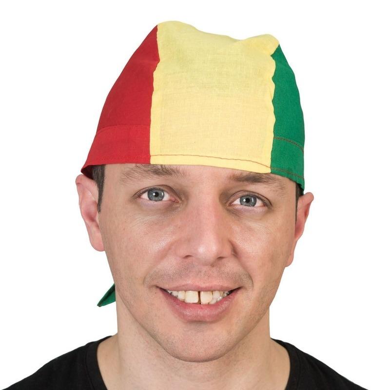 Bandana zadoek rastafari Jamaica