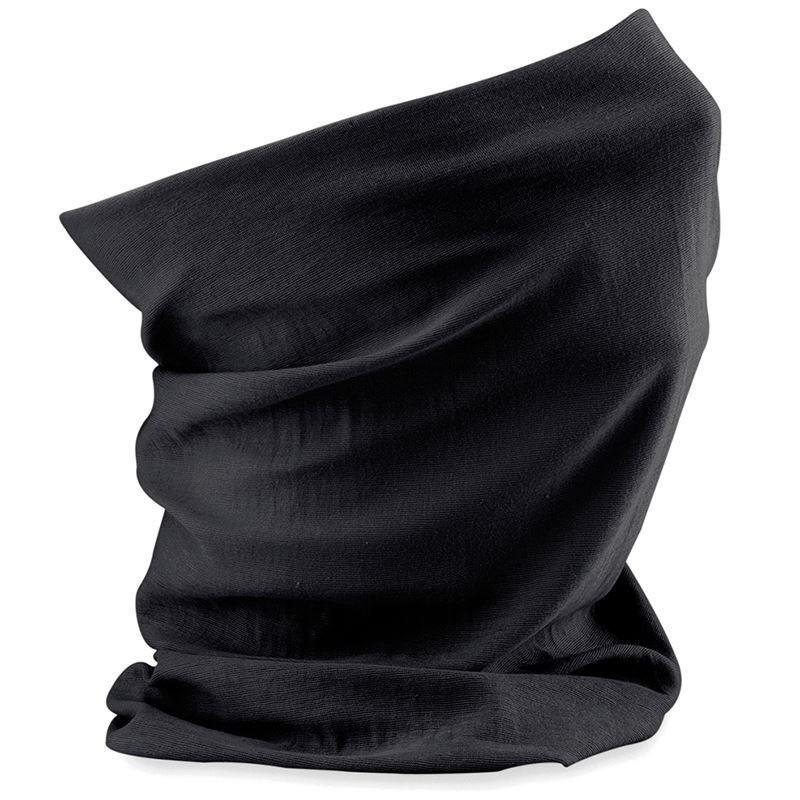 Bandana zwart voor kinderen