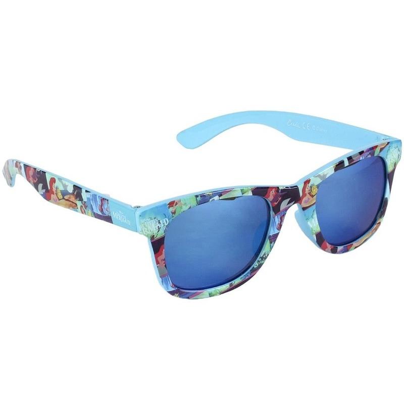 Blauwe De Kleine Zeemeermin zonnebril voor meisjes