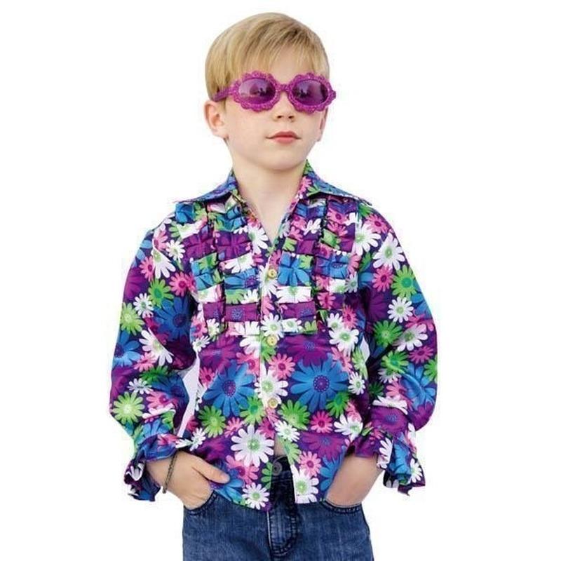 Disco blouse voor kinderen