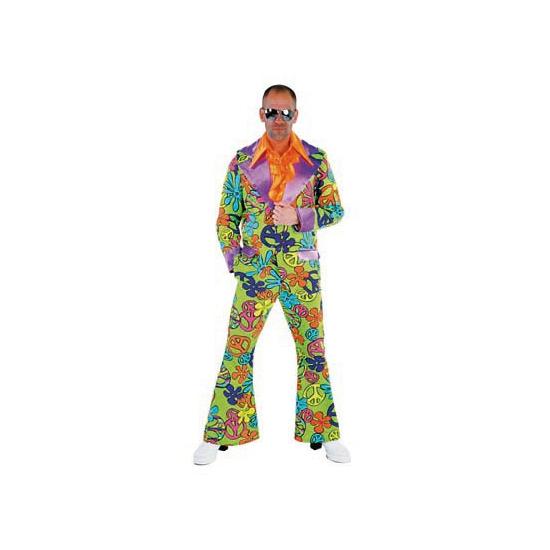 Disco Peace pak gekleurd heren