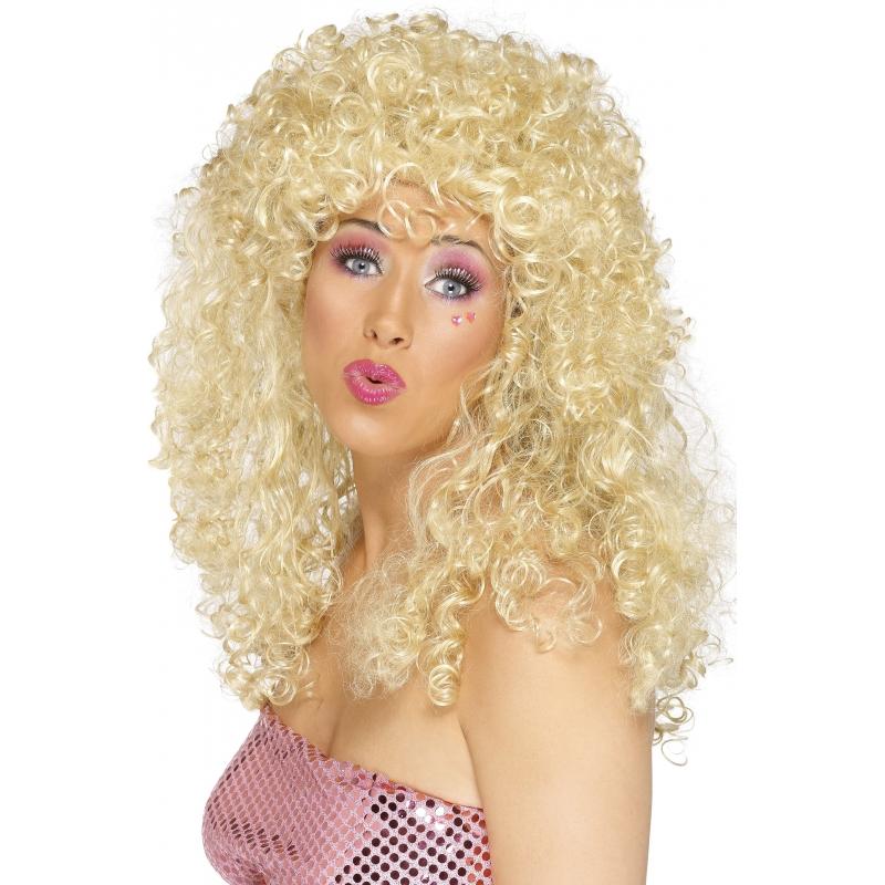Dolly Parton look pruik