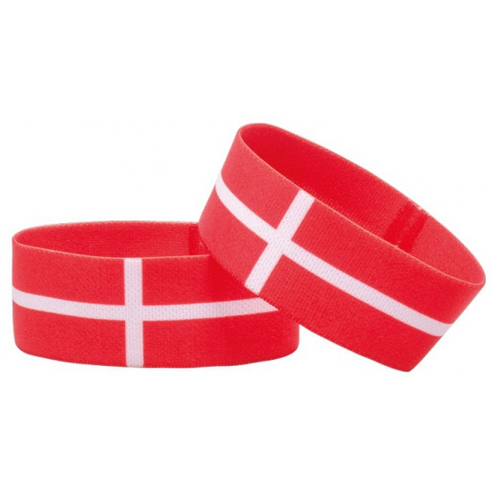 Fan armband Denemarken