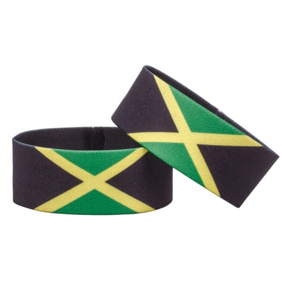 Fan armband Jamaica
