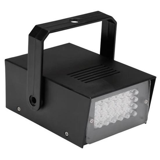 Flits stroboscoop lampje met LED lichtjes