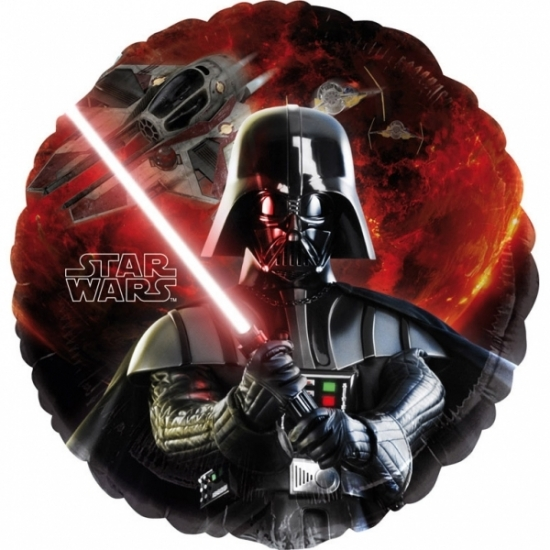 Folie ballon Star Wars 43 cm
