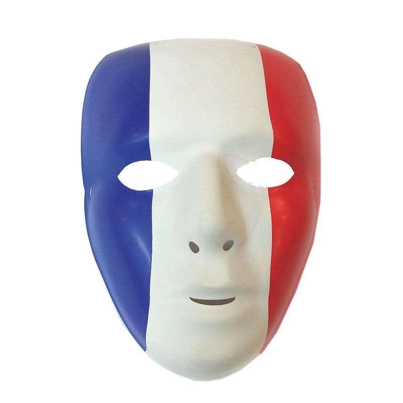 Gezichtsmasker Frankrijk