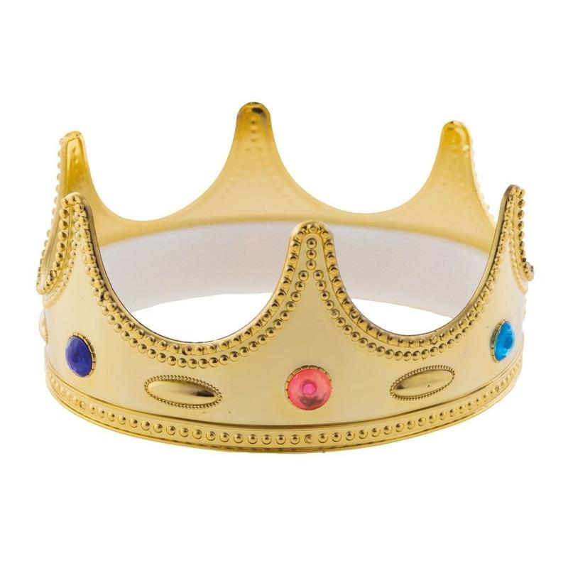 Gouden kroontje voor kinderen