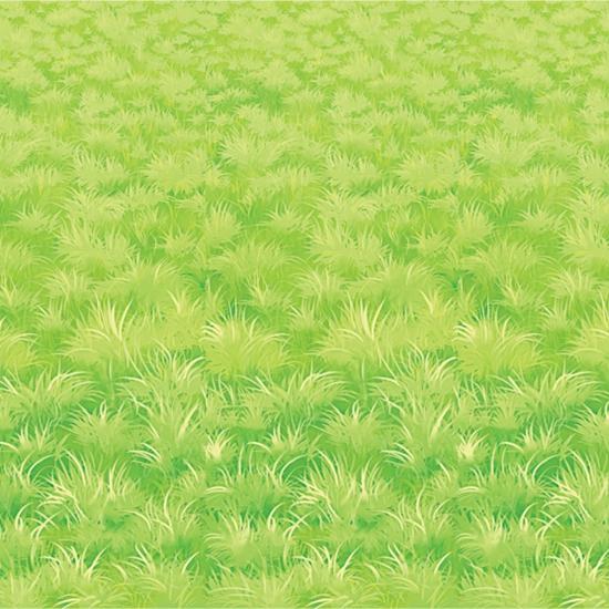 Groen gras scenesetter 9 meter
