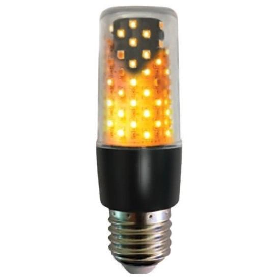 Halloween decoratie LED fakkel/lamp verlichting E27 fitting