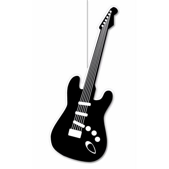 Hangdecoratie gitaar