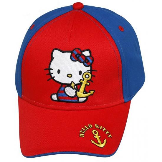 Hello Kitty cap voor meisjes