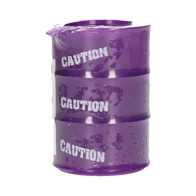 Horror slijm paars 130 gram