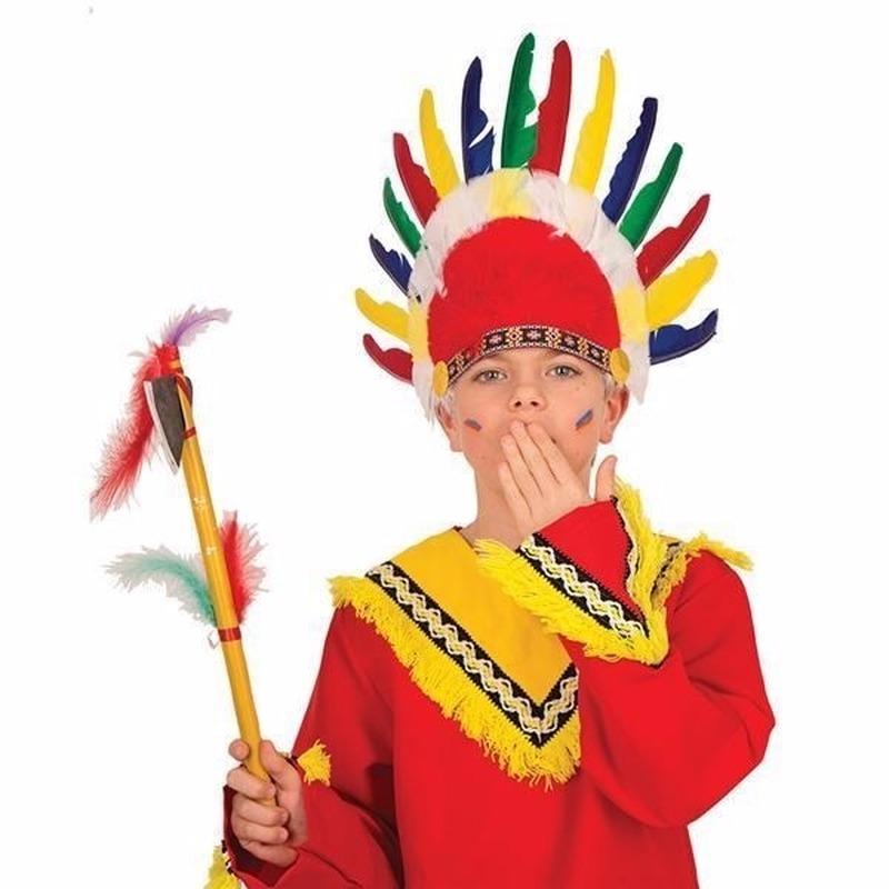 Indianentooitje voor kinderen