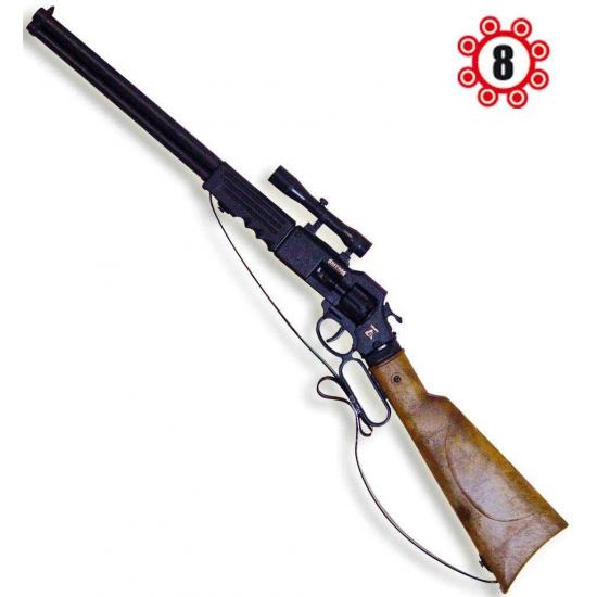 Langwerpig geweer 8 schots