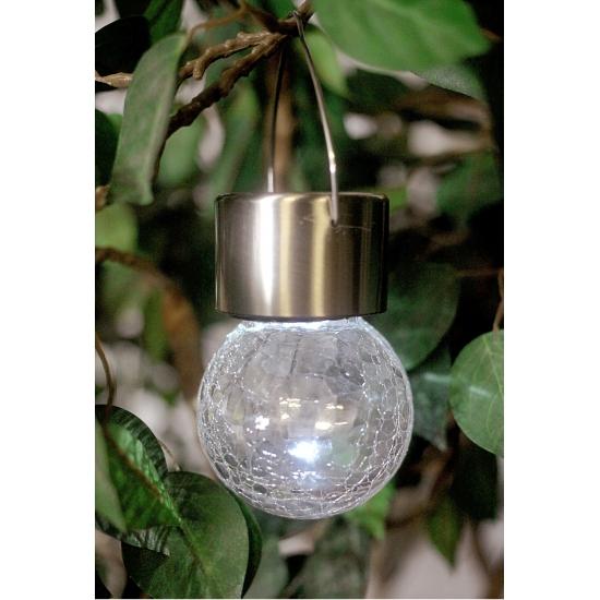 LED licht bolletje op zonne-energie
