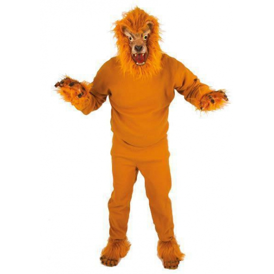 Leeuwen kostuum volwassenen