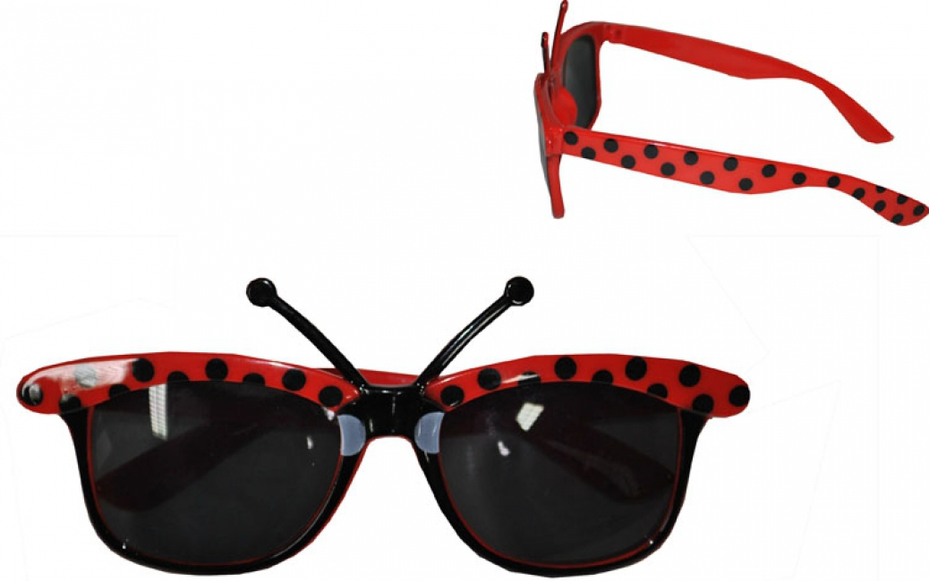 Lieveheersbeestje zonnebrillen