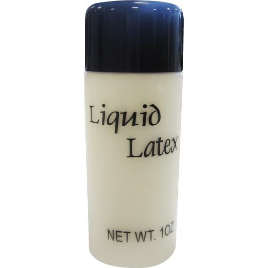 Liquid latex make up