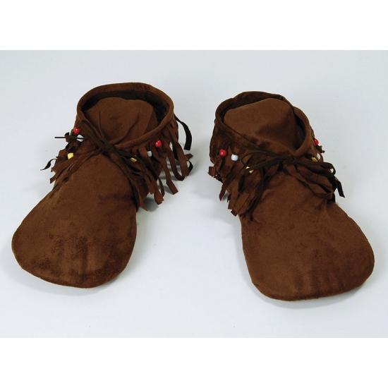 Moccasins heren indiaan of hippie