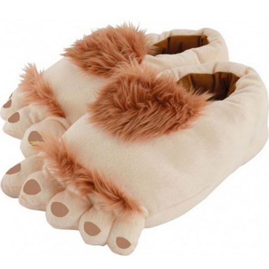 Pantoffel Hobbit voeten
