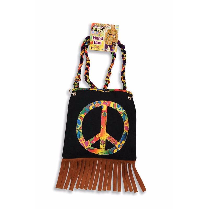 Peace schoudertas