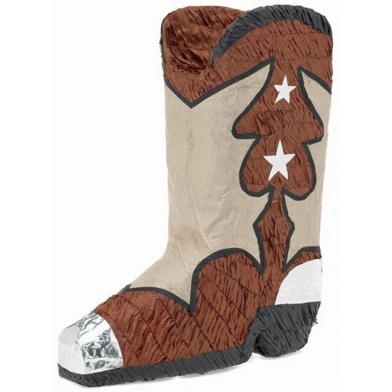 Pinata cowboylaarzen 45 cm
