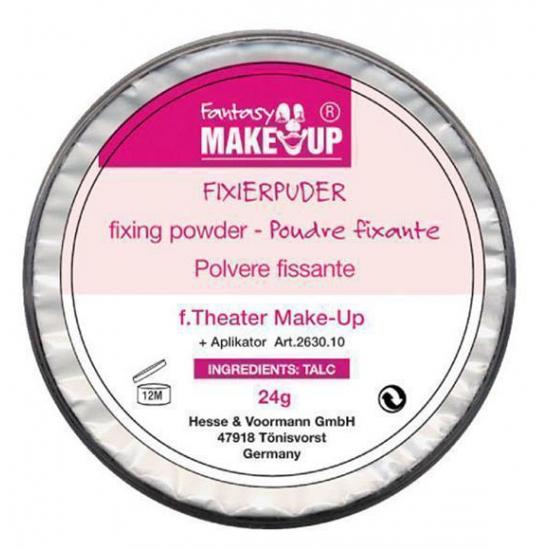 Poeder voor ondergrond make up