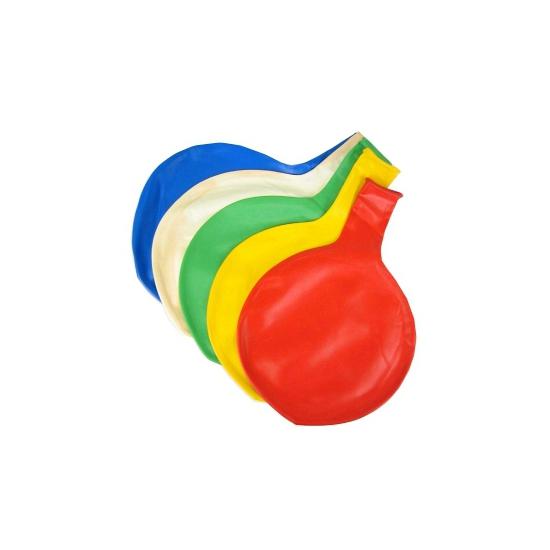 Reuze ballon wit 65 cm