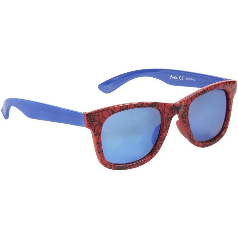 Rode Spiderman zonnebril voor jongens
