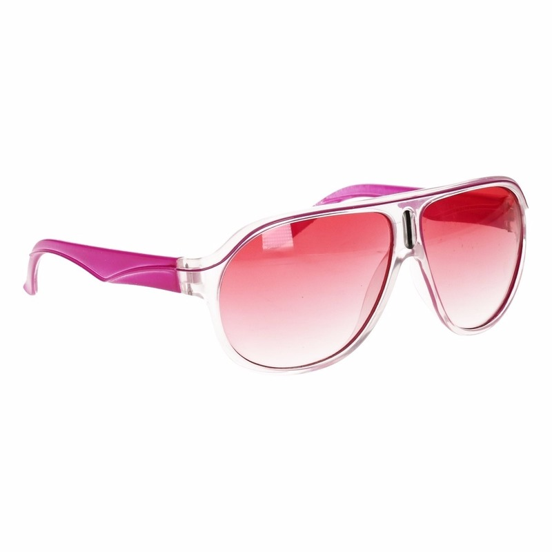Roze zonnebril Carrera look a like