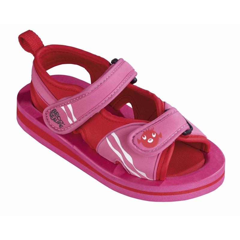 Roze zwemschoenen meisjes