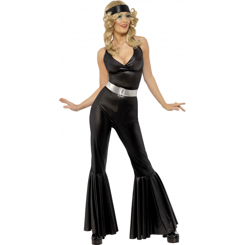 Seventies outfit voor dames