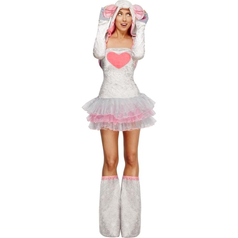 Sexy muizen kostuum voor dames