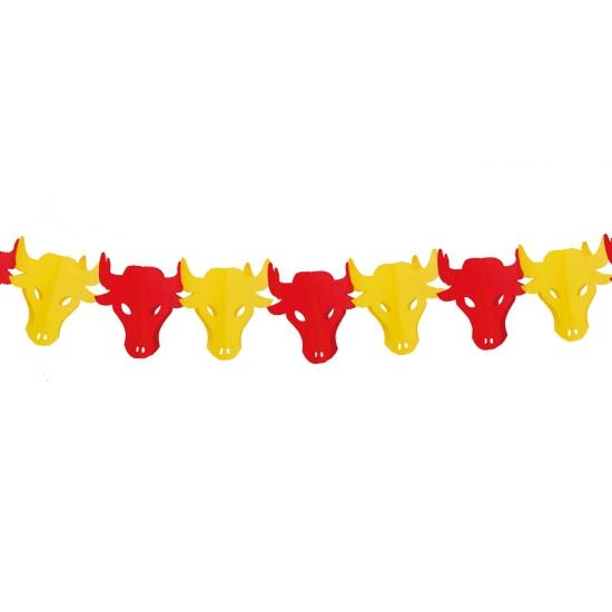 Slingers stieren Spanje 3 meter