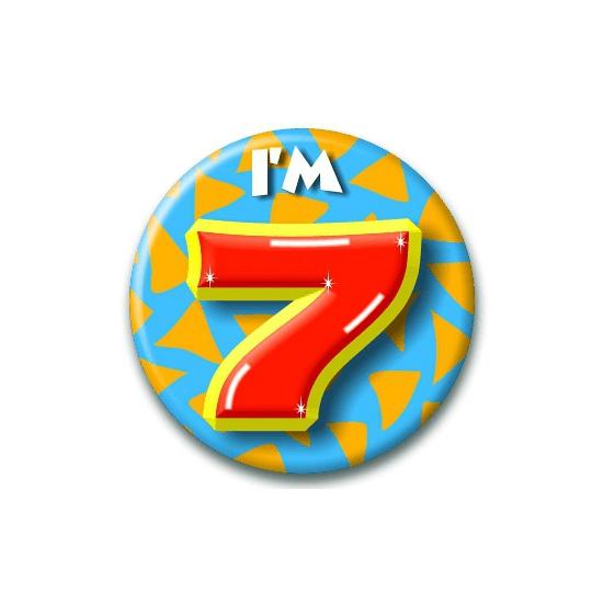 Speldje I am 7