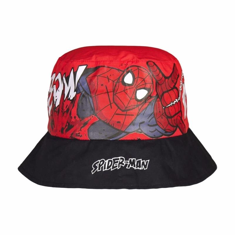 Spiderman zomerhoedje voor kinderen
