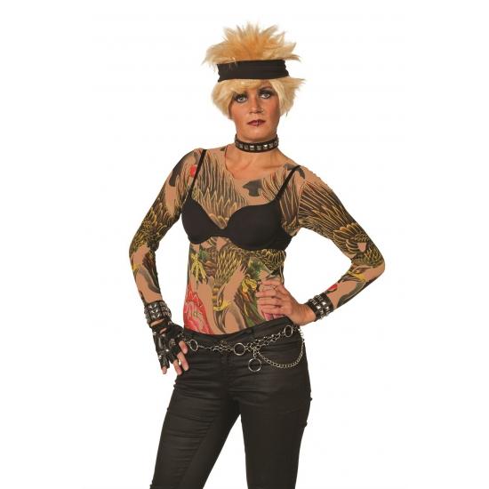 Tattoo shirt voor vrouwen