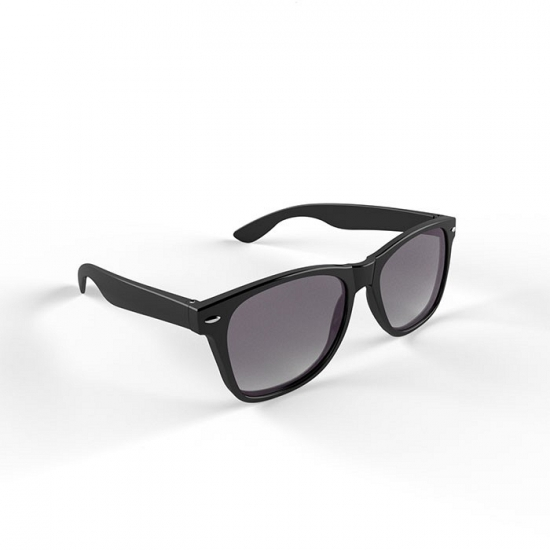 Trendy zonnebrillen zwart