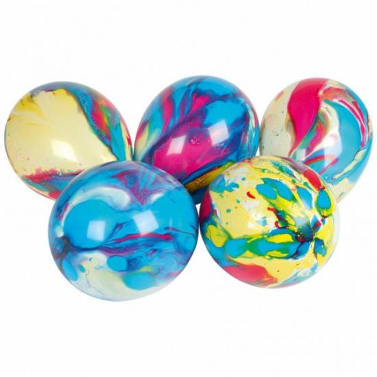 Veelkleurige ballonnen 18 cm
