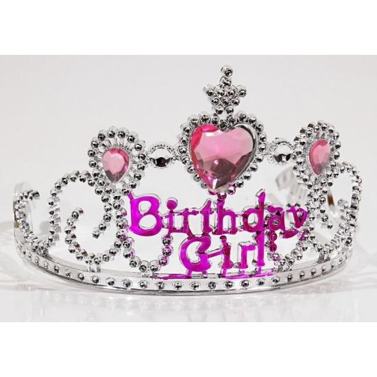 Verjaardags kroontje voor meisjes